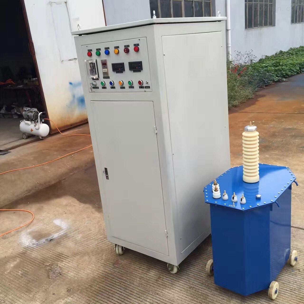 高效率全自动工频耐压试验装置
