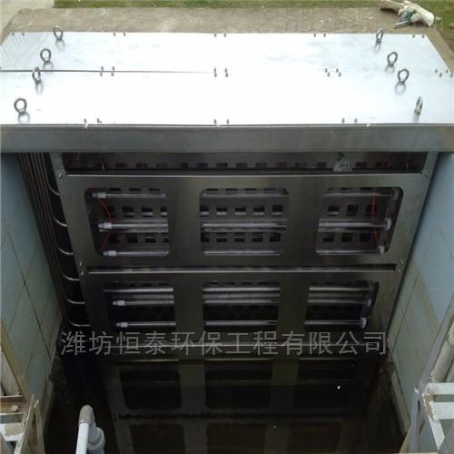 桂林市明渠式紫外线消毒设备