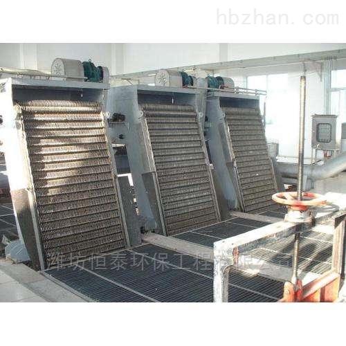 桂林市机械格栅的操作