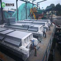 朝前环保-成都水电站砂石料污泥处理压滤机