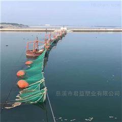引水渠拦浮带 海上防鲨网浮球价格