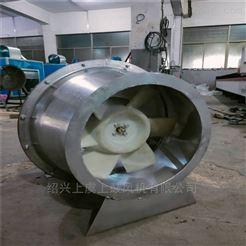 SWF-I-51.1KW混流補風低噪聲斜混型管道風機