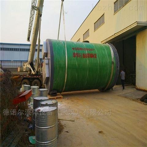 拉萨 农村  市政一体化预制泵站