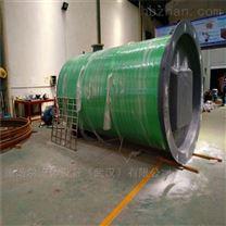 玻璃钢一体化污水提升泵站型号