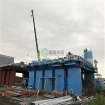 台州工地灌注桩泥浆污泥脱水固化处理设备