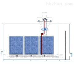 ht-610桂林市纤维滤布滤池