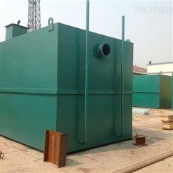 一体化污水处理设备的运行原理