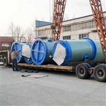 泵站-大川市政排水一体化预制泵站厂家