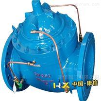 705X多功能泵浦控制阀