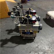 Q611F氣動內螺紋球閥