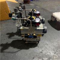 Q611F气动内螺纹球阀