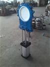 气动陶瓷插板阀
