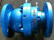 铸钢管道气动阀