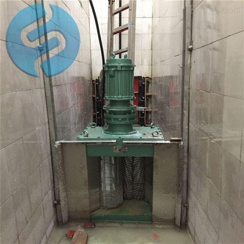 泵站粉碎格栅除污机