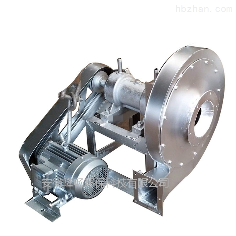12.5/15KW耐高温不锈钢离心风机
