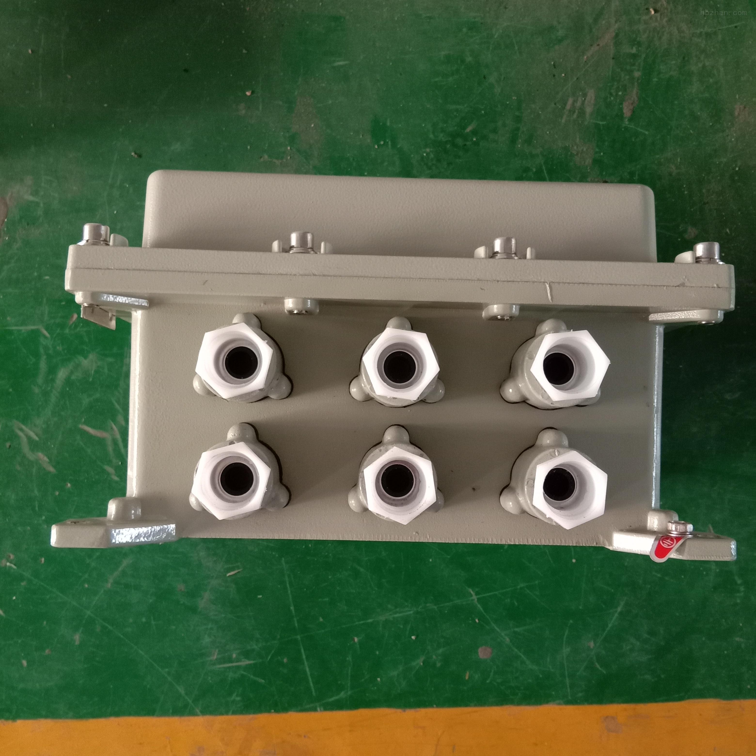 BJX51-T IIB  IIC防爆接线箱制造厂家