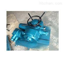DZW90阀门电动执行器 调节型电动装置