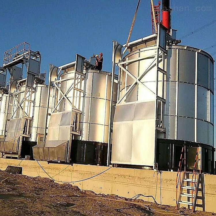 无害化处理设备粪便发酵设备有机肥发酵罐