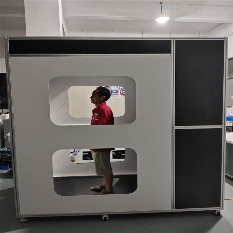 诚卫医用呼吸熔喷滤料泄漏性测试机