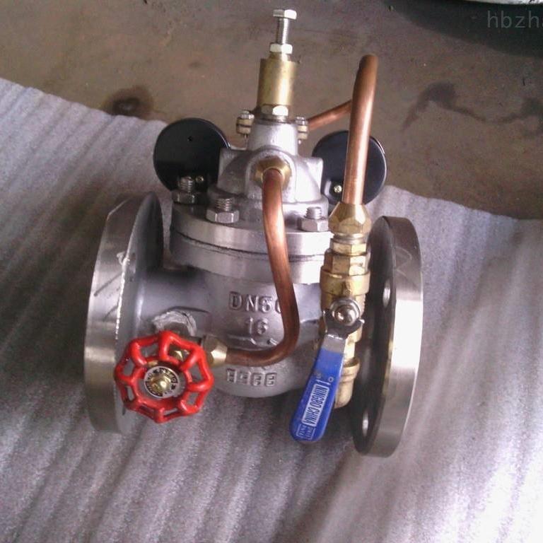 200X-16P不锈钢减压阀