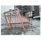 建筑工地圍欄噴霧除塵設備