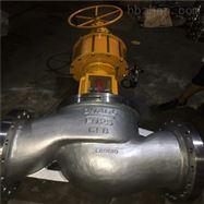 ZSPQ禁油氧气用气动活塞式切断阀