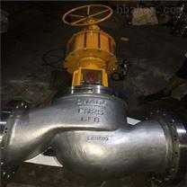 禁油氧气用气动活塞式切断阀