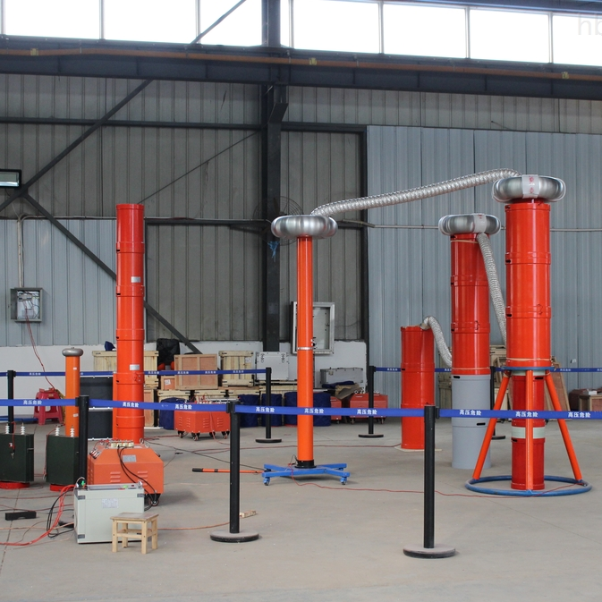 300mm2,长度1km变频串联谐振耐压试验装置