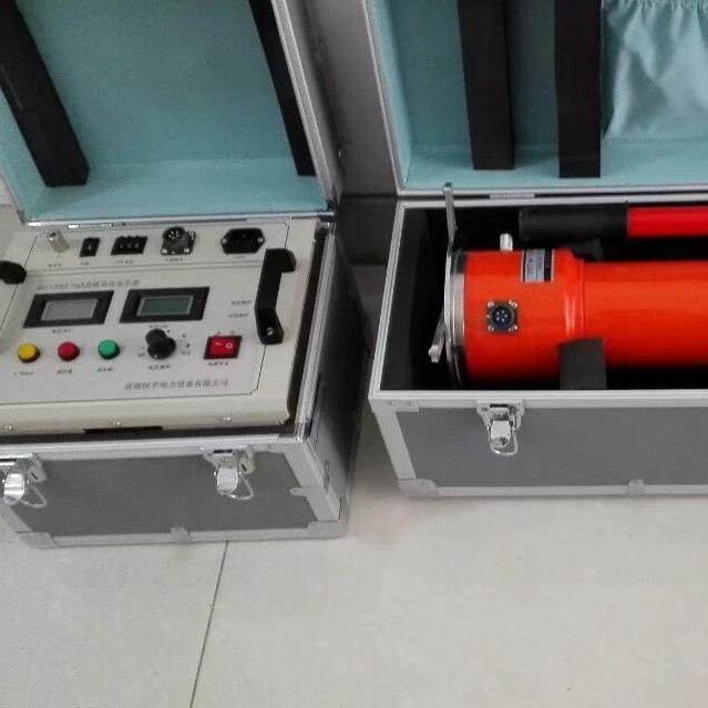 新式300kV/2mA智能直流高压发生器