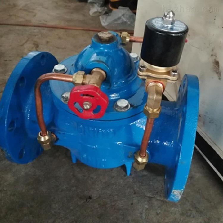 600X-16Q水力电动控制阀