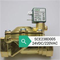 ASCO电磁阀DN25两位两通先导式技术参数