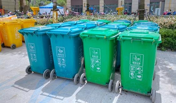 《北京市公园生活垃圾分类指导意见》发布!