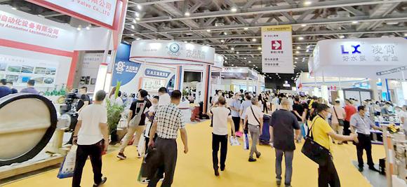 2020年华南泵阀首展:第五届广东国际泵管阀展览会今日火爆开幕!