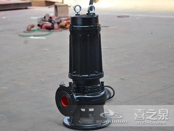 水泵,潜水排污泵的故障如何解决,以及还有什么优点及其在工程中的应