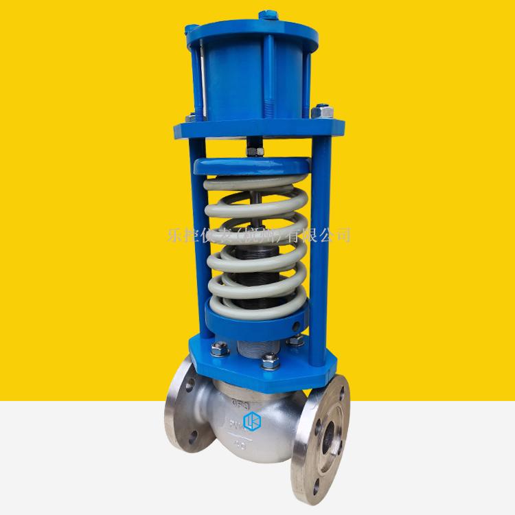 ZZYP-16B自力式压力调节阀的常见故障及维护
