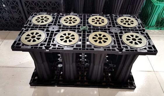 桂冠雷竞技官网手机版下载模块化雨水回收利用系统助力海绵城市建设
