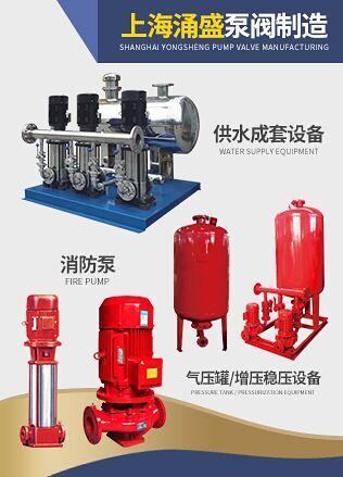 上海涌盛泵閥制造有限公司