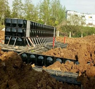 盐城地埋箱泵一体化厂家