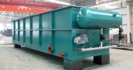 平流溶气气浮机