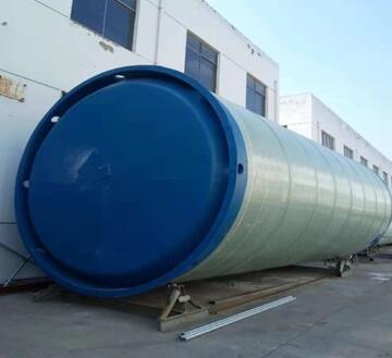 一体化污水提升泵站厂