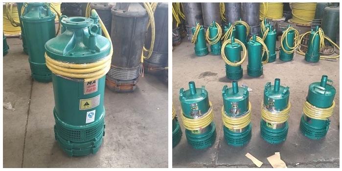 BQS防爆潜水泵实拍