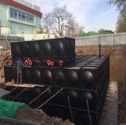 箱泵一体化无浮泵站