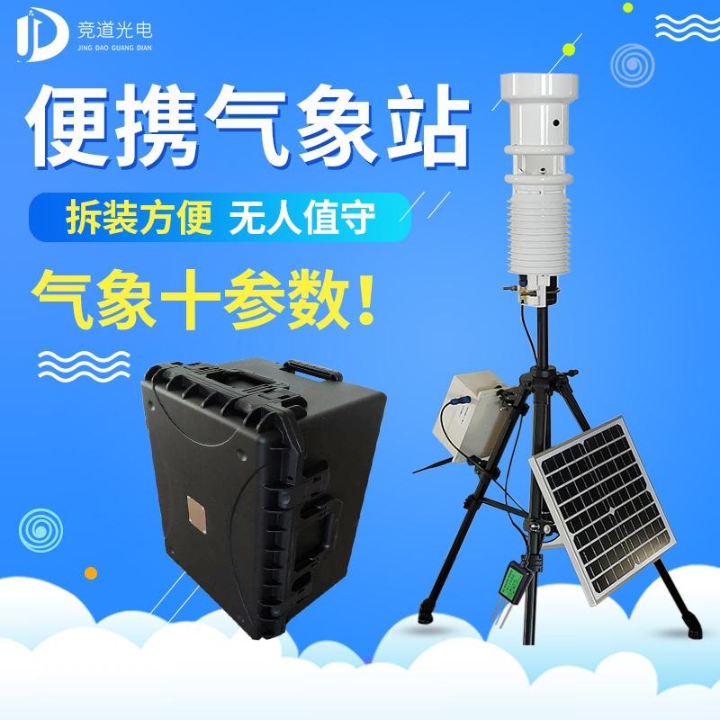野战气象仪