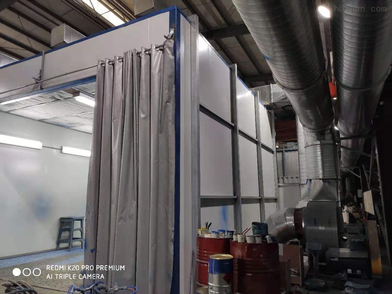 浙江地吸式喷漆房设备生产厂家