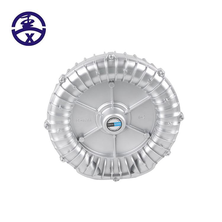 2.2kw环形高压风机|中国台湾RB-033环形风机生产厂家|RB-033漩涡风机 环形鼓风机 环形高压风机示例图8