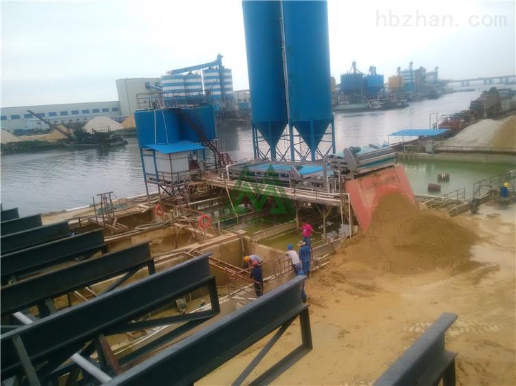丰台矿山砂石场泥浆脱水设备厂家