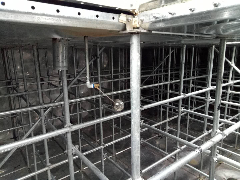 地埋式抗浮式箱泵一体化泵站组成部分