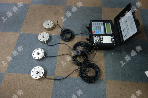 多通道电子夹持力测力计