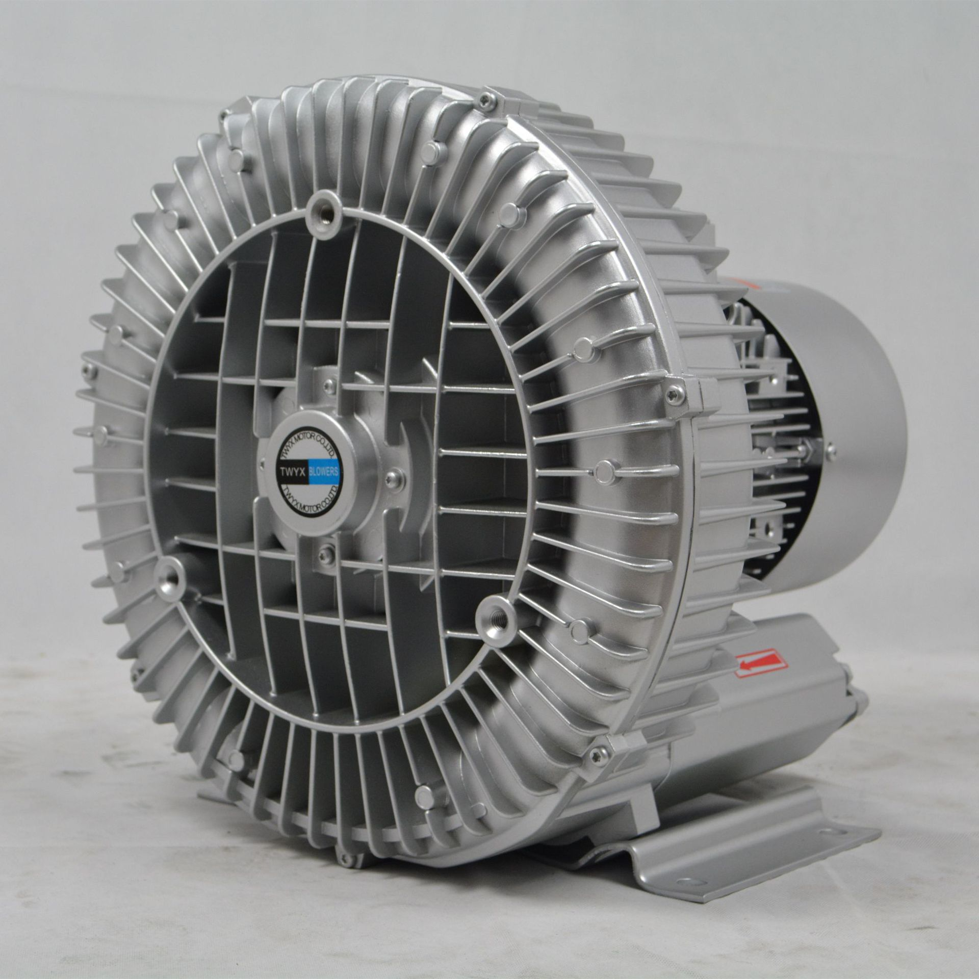 高压漩涡风机 离心风机 工业强力鼓风机 真空泵旋涡式气泵 鱼塘增氧机示例图6