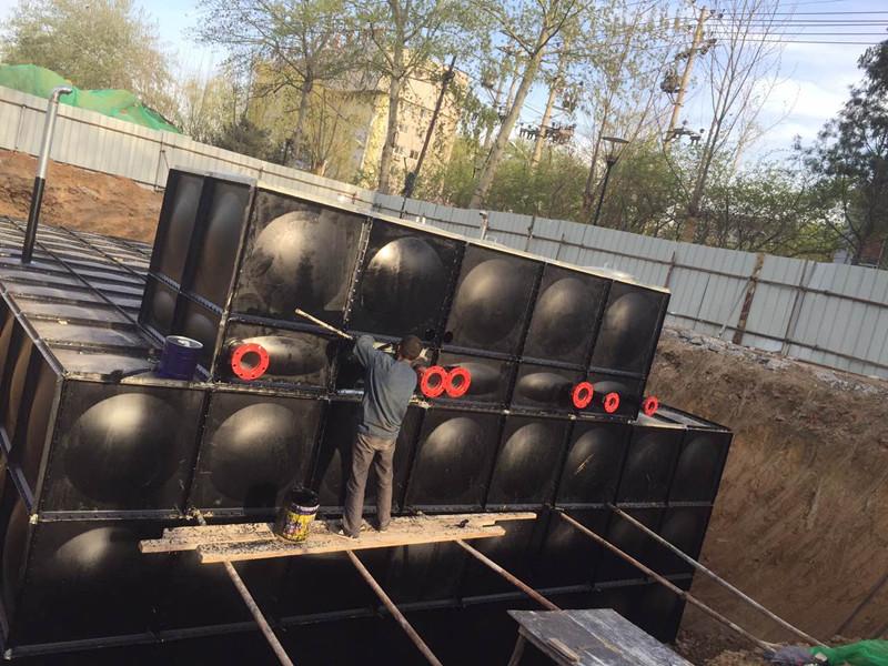 滁州铜陵抗浮式地埋箱泵一体化巡检柜价钱